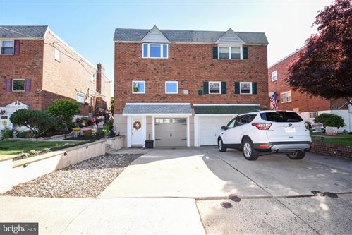 Photo of 837 STRAHLE ST, PHILADELPHIA, PA 19111 (MLS # PAPH937252)