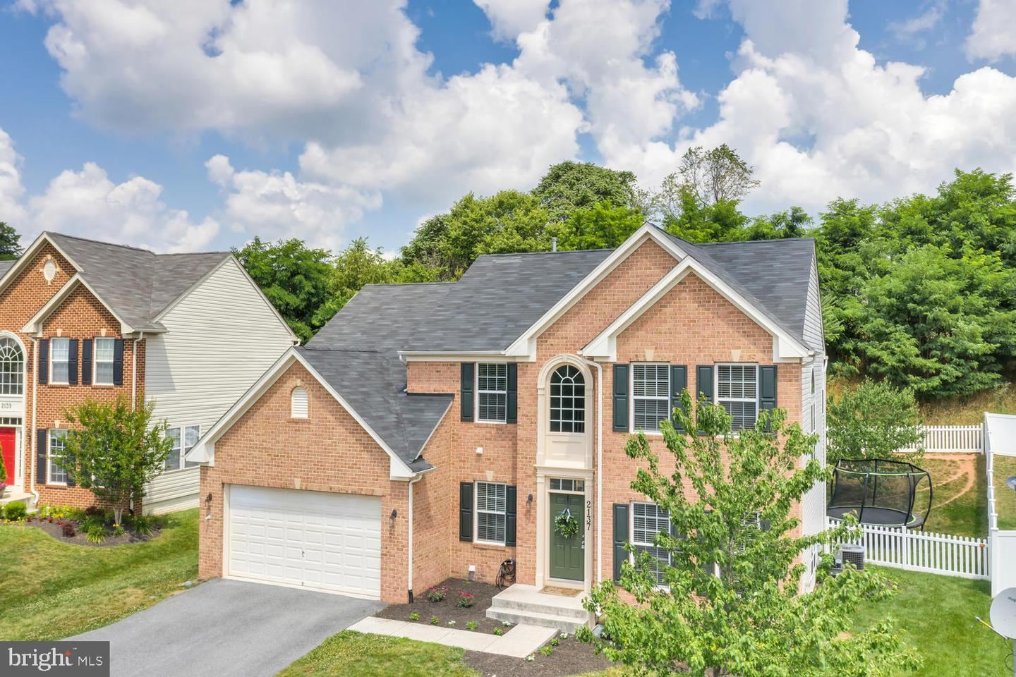Photo of 2137 INFANTRY DR, FREDERICK, MD 21702 (MLS # MDFR267252)