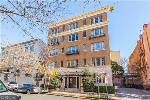 Photo of 1835 PHELPS PL NW #1, WASHINGTON, DC 20008 (MLS # DCDC499254)