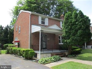 Photo of 3679 FOREST GARDEN AVE, BALTIMORE, MD 21207 (MLS # MDBC459256)
