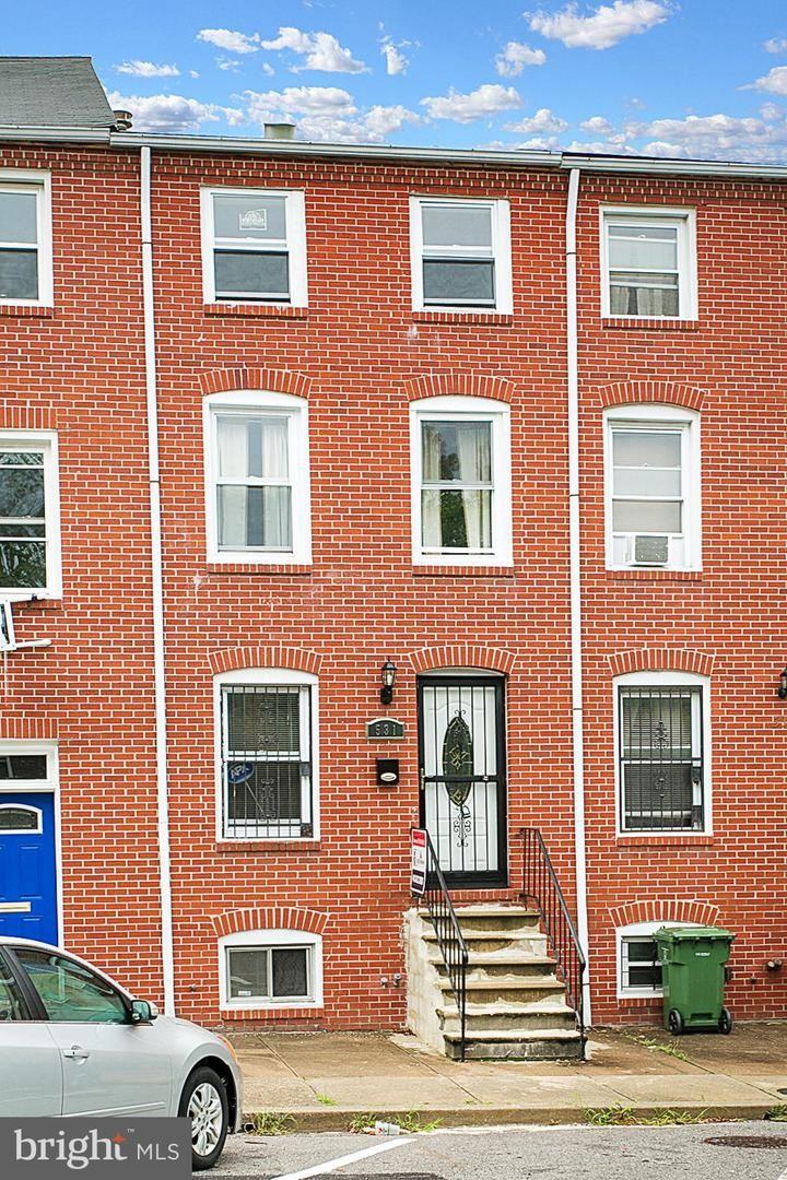 531 MOSHER ST, Baltimore, MD 21217 - MLS#: MDBA520256
