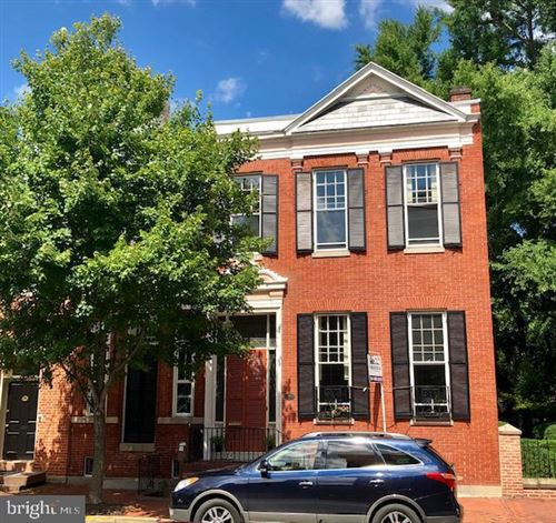 Photo of 17 W 2ND ST, FREDERICK, MD 21701 (MLS # MDFR250258)