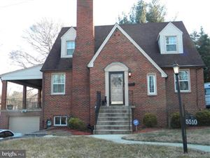 Photo of 5510 ARAPAHOE DR, OXON HILL, MD 20745 (MLS # MDPG546258)