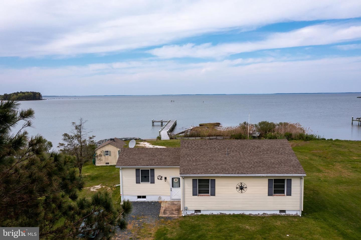 712 TWIN POINT COVE RD, Cambridge, MD 21613 - MLS#: MDDO127258