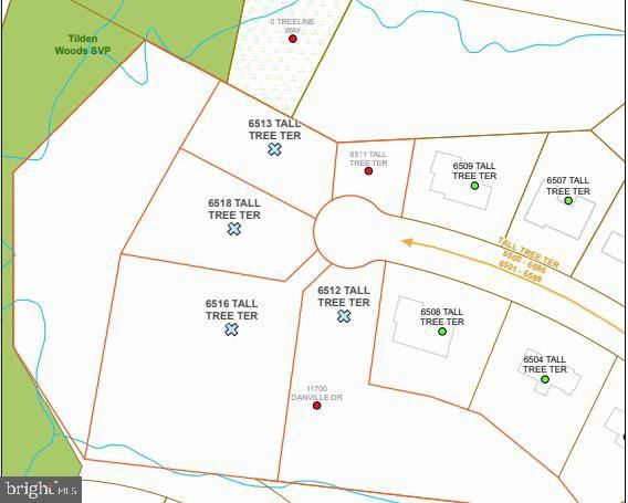 Photo of 6512 TALL TREE TER, ROCKVILLE, MD 20852 (MLS # MDMC751258)