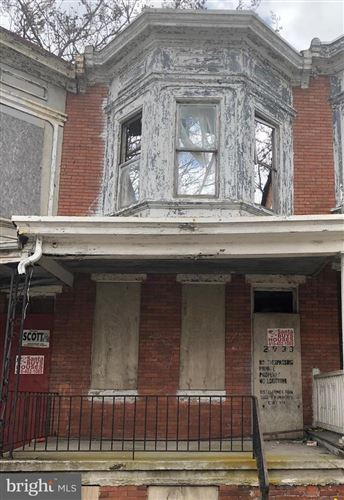 Photo of 2933 WESTWOOD AVE, BALTIMORE, MD 21216 (MLS # MDBA547260)