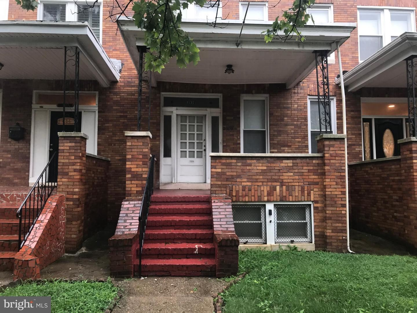 Photo of 2509 LINDEN AVE, BALTIMORE, MD 21217 (MLS # MDBA531260)