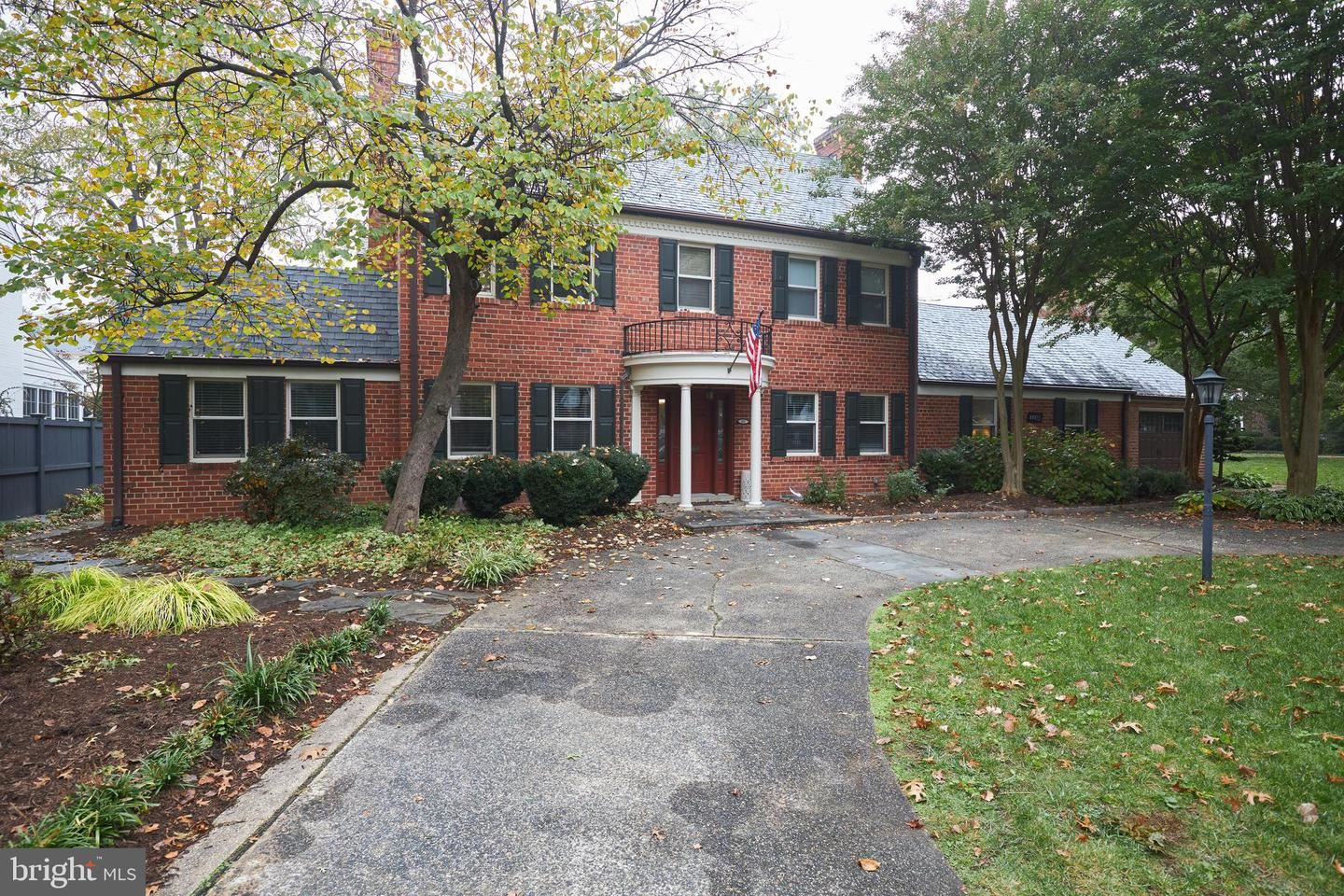Photo of 111 NEWLANDS ST, CHEVY CHASE, MD 20815 (MLS # MDMC734260)