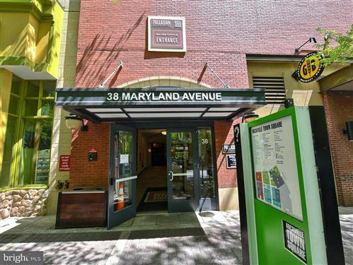 Photo of 38 MARYLAND AVE #404, ROCKVILLE, MD 20850 (MLS # MDMC2001262)