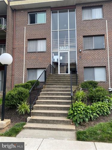 Photo of 3822 BEL PRE RD #8-92, SILVER SPRING, MD 20906 (MLS # MDMC712262)