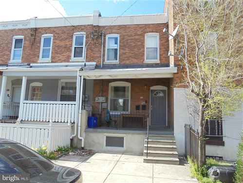 Photo of 5109 WILLOWS AVE, PHILADELPHIA, PA 19143 (MLS # PAPH886262)
