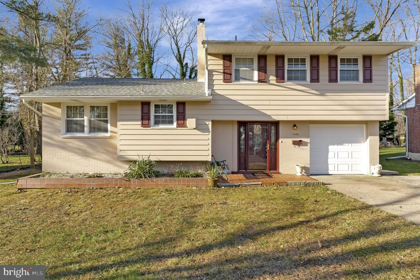 Photo for 1420 EMORY RD, WILMINGTON, DE 19803 (MLS # DENC519262)