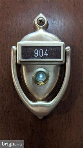 Photo of 7111 WOODMONT AVE #904, BETHESDA, MD 20815 (MLS # MDMC2001263)