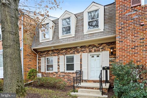Photo of 7538 CODDLE HARBOR LN, ROCKVILLE, MD 20854 (MLS # MDMC693268)