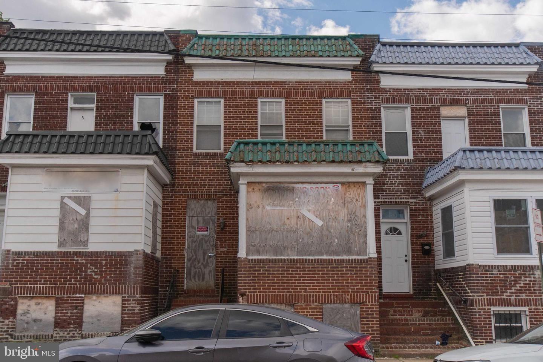 2603 E BIDDLE ST, Baltimore, MD 21213 - MLS#: MDBA549268