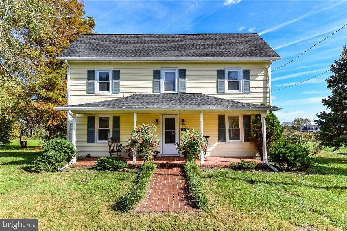 Photo for 11522 SHEPPARDS CROSSING RD, WHALEYVILLE, MD 21872 (MLS # MDWO118268)