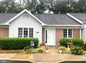 Photo of 712 CHARLOTTE CT #25, PRINCE FREDERICK, MD 20678 (MLS # MDCA171270)