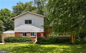 Photo of 11801 PITTSON RD, SILVER SPRING, MD 20906 (MLS # MDMC665270)