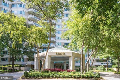 Photo of 5600 WISCONSIN AVE #1008, CHEVY CHASE, MD 20815 (MLS # MDMC721270)
