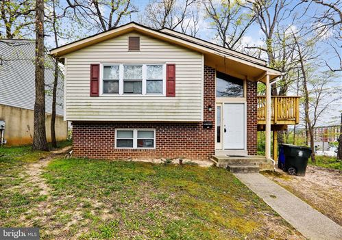 Photo of 4717 PONTIAC ST, COLLEGE PARK, MD 20740 (MLS # MDPG566270)