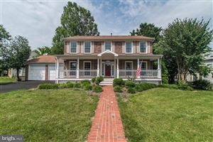 Photo of 12806 MILL MEADOW CT, FAIRFAX, VA 22033 (MLS # VAFX1072270)