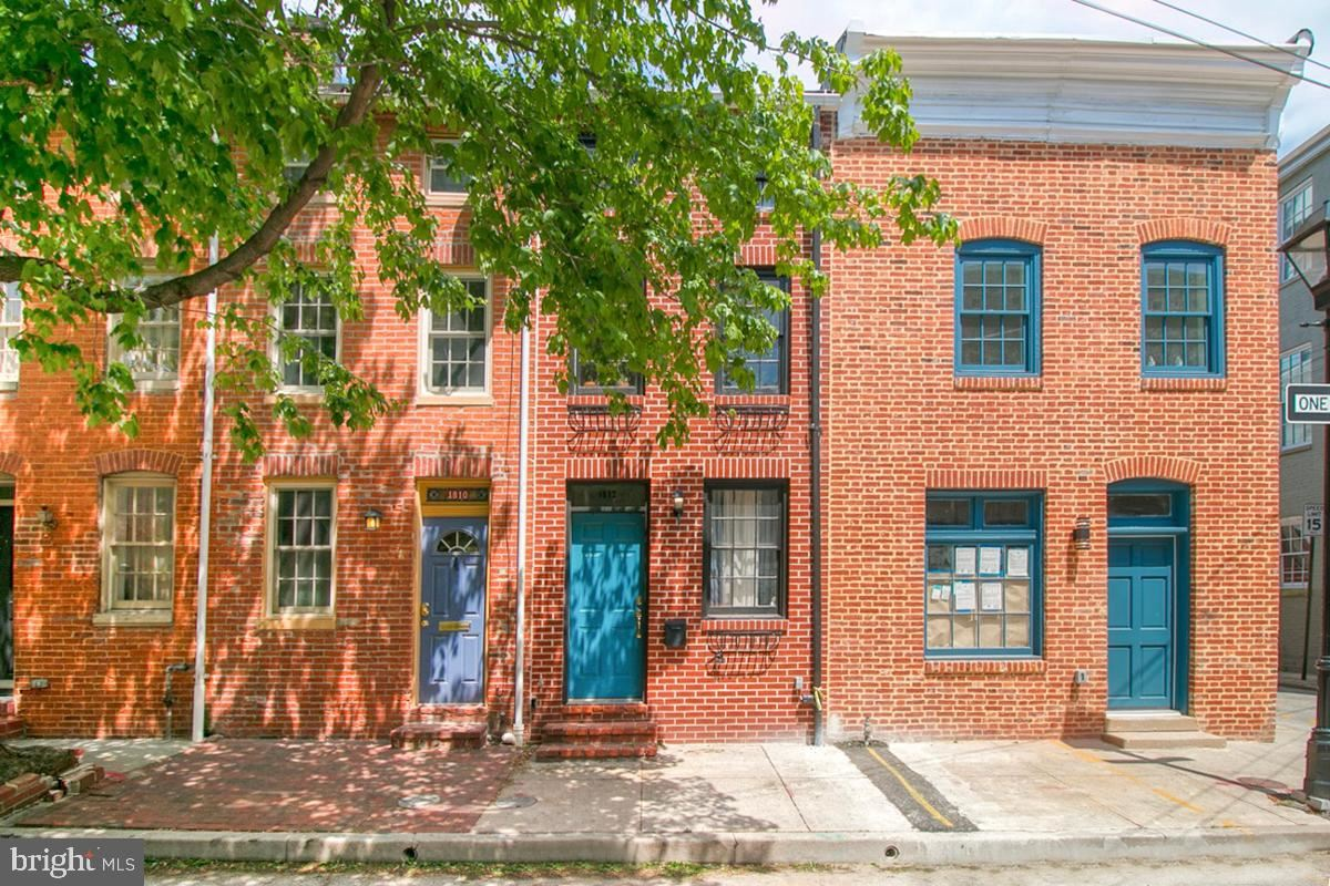 1812 LANCASTER ST, Baltimore, MD 21231 - MLS#: MDBA549272