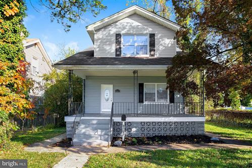 Photo of 4102 OAKFORD AVE, BALTIMORE, MD 21215 (MLS # MDBA541274)