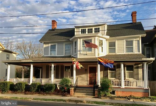 Photo of 113 S LIBERTY ST, CENTREVILLE, MD 21617 (MLS # MDQA146274)