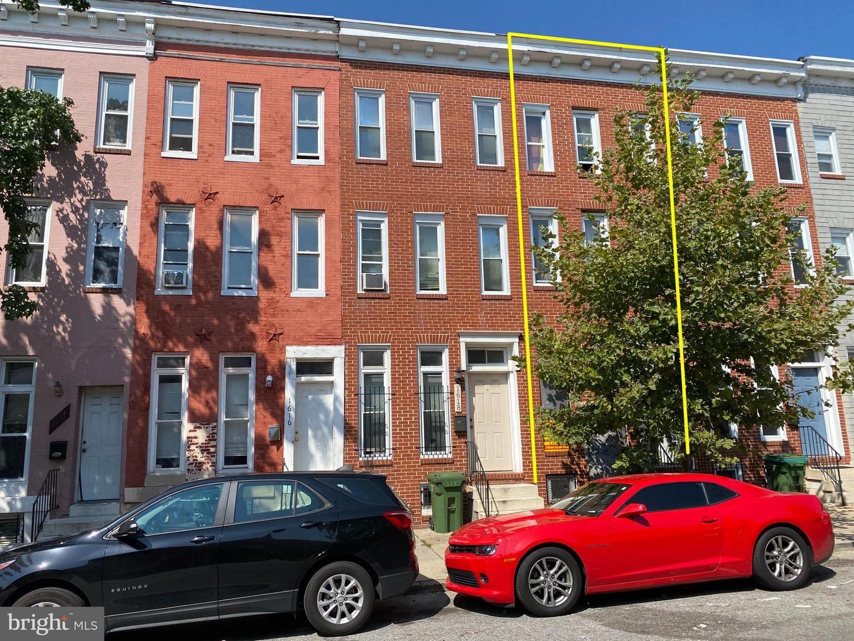 1620 N GILMOR ST, Baltimore, MD 21217 - MLS#: MDBA548274