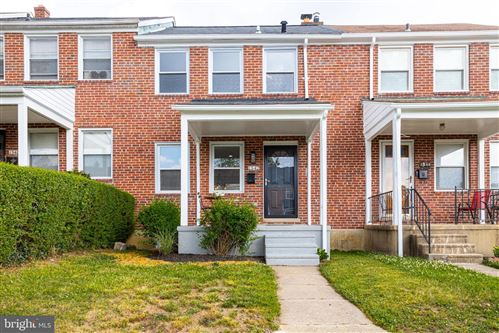 Tiny photo for 1342 SILVERTHORNE RD, BALTIMORE, MD 21239 (MLS # MDBA554276)