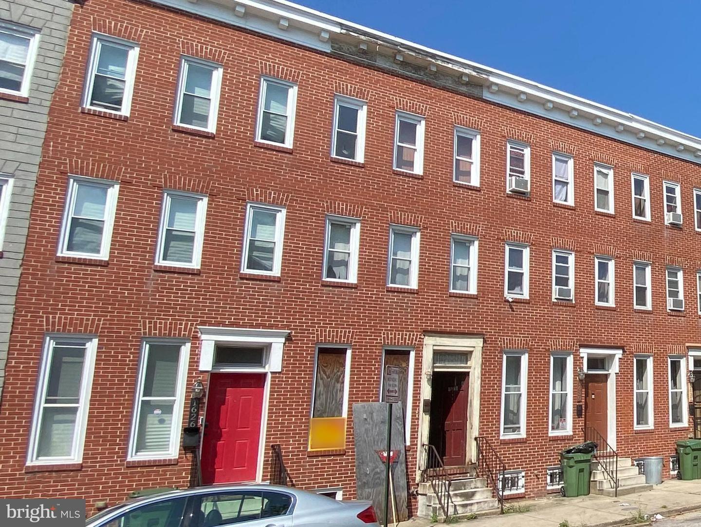 1628 N GILMOR ST, Baltimore, MD 21217 - MLS#: MDBA548276