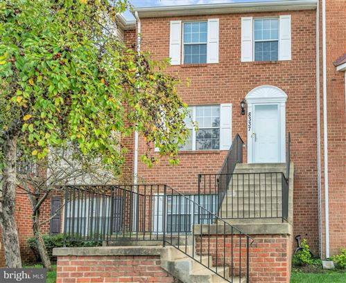 Photo of 8337 FOUNDERS WOODS WAY #3, FORT WASHINGTON, MD 20744 (MLS # MDPG2001277)