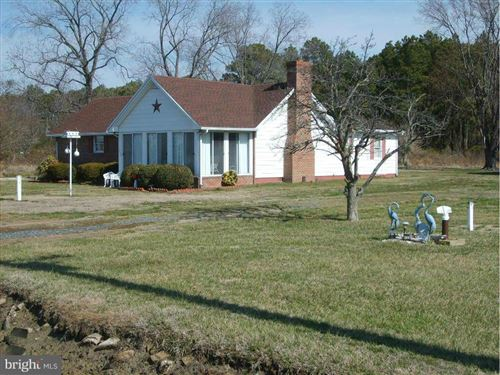 Tiny photo for 2625 HOOPERS ISLAND RD, FISHING CREEK, MD 21634 (MLS # MDDO124278)
