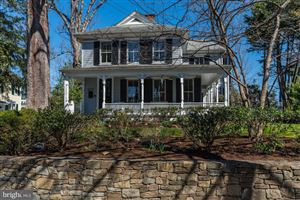 Photo of 4721 CUMBERLAND AVE, CHEVY CHASE, MD 20815 (MLS # MDMC659278)