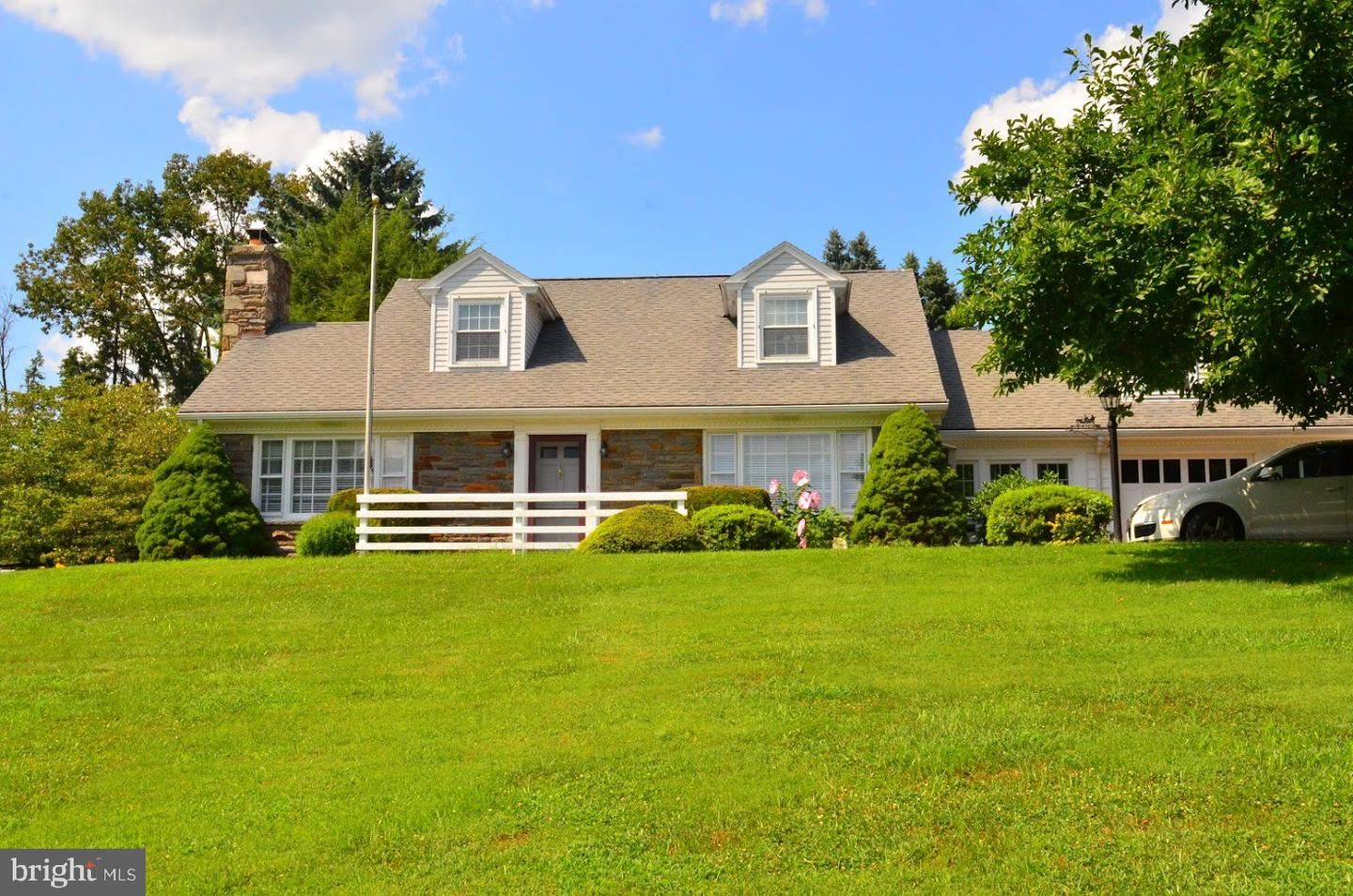 Photo for 3505 TYSON RD, NEWTOWN SQUARE, PA 19073 (MLS # PADE498278)