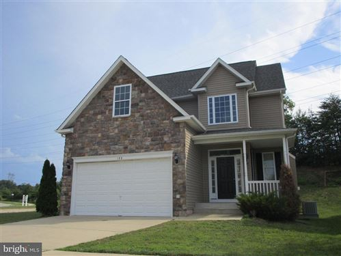 Photo of 133 THOROUGHBRED DR, PRINCE FREDERICK, MD 20678 (MLS # MDCA171280)