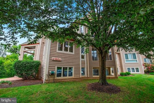 Photo of 4986 DORSEY HALL DR #A-4, ELLICOTT CITY, MD 21042 (MLS # MDHW283280)