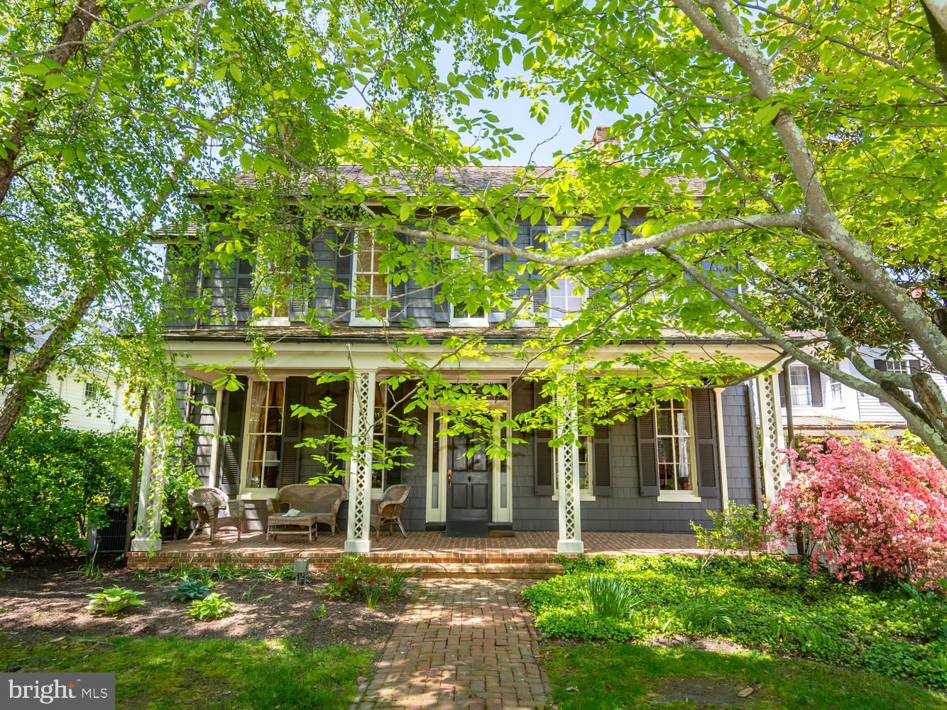 Photo of 212 S MORRIS ST, OXFORD, MD 21654 (MLS # MDTA138280)