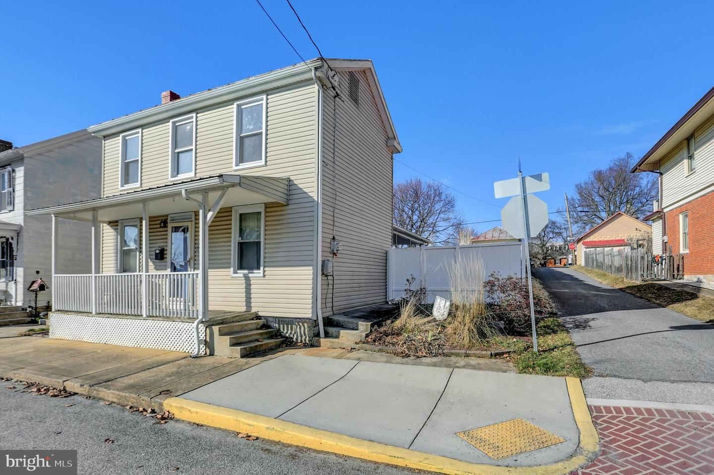 Photo of 11 CHESTNUT ST, NEWVILLE, PA 17241 (MLS # PACB131280)
