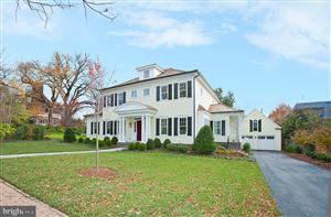 Photo of 4 QUINCY ST, CHEVY CHASE, MD 20815 (MLS # MDMC676282)