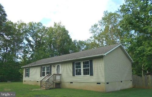 Photo of 4156 GOV ALMOND RD, LOCUST GROVE, VA 22508 (MLS # VAOR137282)