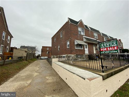 Photo of 6309 TULIP ST, PHILADELPHIA, PA 19135 (MLS # PAPH850284)