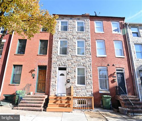 Photo of 115 S POPPLETON ST, BALTIMORE, MD 21201 (MLS # MDBA490286)