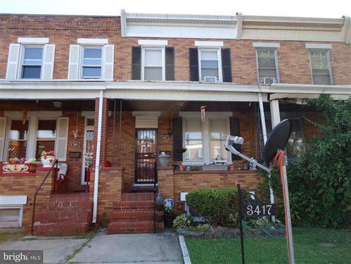 Photo of 3417 DUDLEY AVE, BALTIMORE, MD 21213 (MLS # MDBA511286)