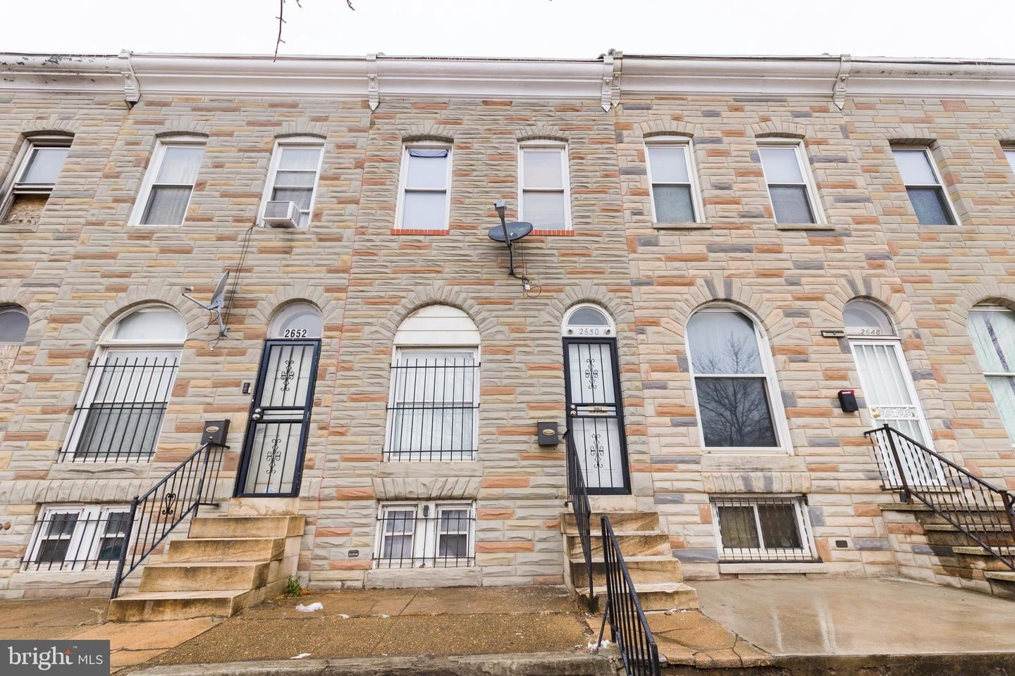 2650 WILKENS AVE, Baltimore, MD 21223 - MLS#: MDBA540286