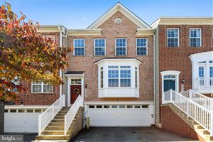 Photo of 3903 BRYANT PARK CIR, BURTONSVILLE, MD 20866 (MLS # MDMC683290)