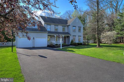 Photo of 4111 ENDERS WAY, DOYLESTOWN, PA 18902 (MLS # PABU495292)