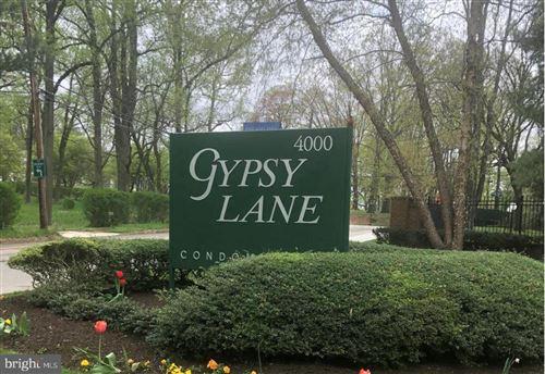 Photo of 4000 GYPSY LN #626, PHILADELPHIA, PA 19129 (MLS # PAPH2014294)