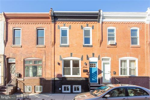 Photo of 2540 S WATTS ST, PHILADELPHIA, PA 19148 (MLS # PAPH865294)