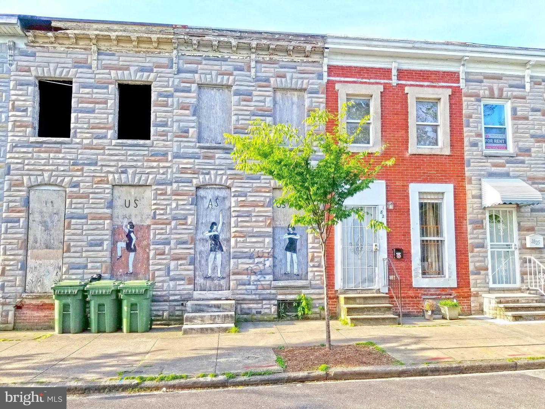 1821 RAMSAY ST, Baltimore, MD 21223 - MLS#: MDBA549294